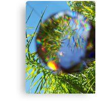 Crystal Portals 8 Canvas Print