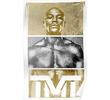 "Floyd ""Money"" Mayweather Poster"