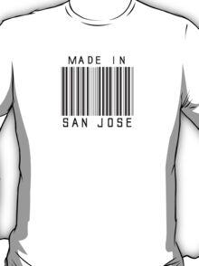 Made in San Jose T-Shirt