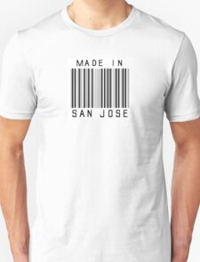 Made in San Jose T-Shirt