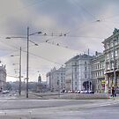 Schwarzenberg Platz - Streets of Vienna by daynov