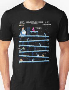 Adventure Time Donkey Kong T-Shirt