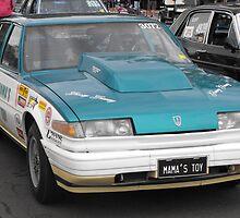 Mama's race car by mamastoyracing