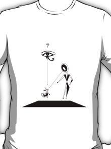 Pavlov Kafka CCTV  T-Shirt
