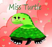 Miss turtle by MNA-Art