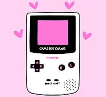 gameboy color by ghoulkiss