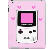 gameboy color iPad Case/Skin