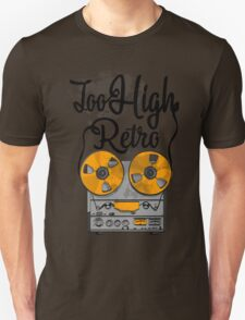 Too High Retro T-Shirt