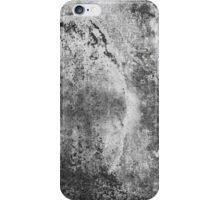 grey wall iPhone Case/Skin
