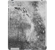grey wall iPad Case/Skin