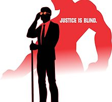 DareDevil | Justice is Blind. by Bitlandia
