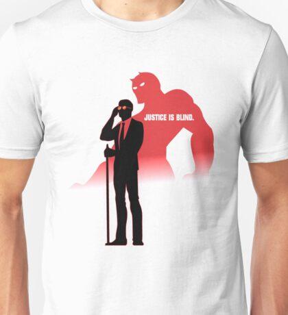DareDevil | Justice is Blind. Unisex T-Shirt