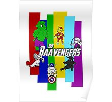 The Baavengers Poster