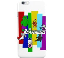 The Baavengers iPhone Case/Skin