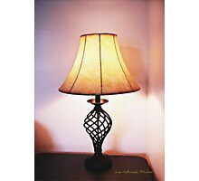 Lamp Photographic Print