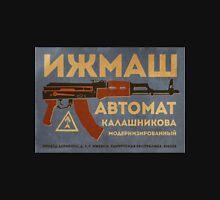 AK-47 (Blue) Unisex T-Shirt