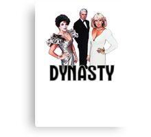 Dynasty 2 (color) Canvas Print