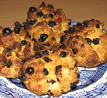 Oven Fresh - Tasty Rock Cakes by kathrynsgallery