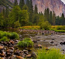 El Capitan Late Summer by photosbyflood
