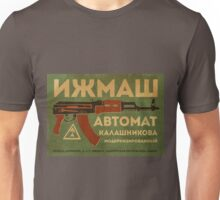 AK-47 (Green) Unisex T-Shirt