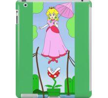 Haunted Mansion Peach  iPad Case/Skin