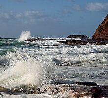 Kiama Beach #2 by Evita