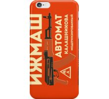 AK-47 (Orange) iPhone Case/Skin