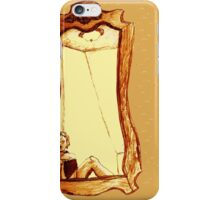 Wall Mirror Reflection  iPhone Case/Skin