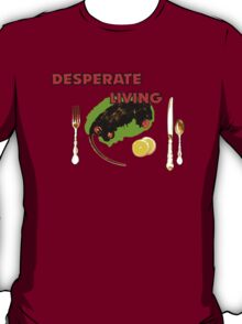 "Desperate Living ""Rat for Dinner"" T-Shirt"