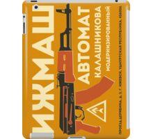 AK-47 (Yellow) iPad Case/Skin