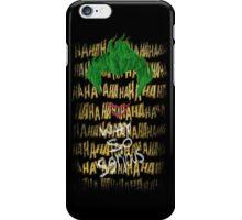 Joker Why so serious iPhone Case/Skin