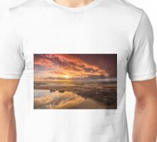 Golden Sunset Unisex T-Shirt