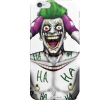 Suicide Squad Joker Revised iPhone Case/Skin