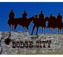 Dodge City Photographic Print