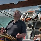Captain Roy = Watching the wind by Larry Lingard-Davis