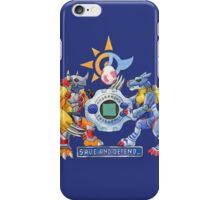 Digivolve Into Champions iPhone Case/Skin