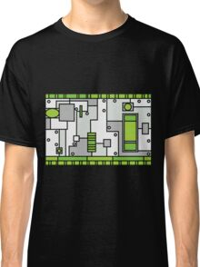 Metal Lab - Ghost Gear Green - Danny Phantom Classic T-Shirt