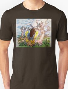 Fairy sitting field  T-Shirt