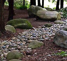 AIDS Memorial Garden, Goldan Gate Park, San Francisco by Jarede Schmetterer