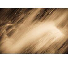 Estrecho Cascades #2 Photographic Print