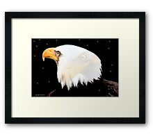 I Can Feel Your Presence Framed Print