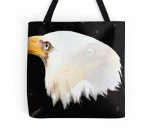 I Can Feel Your Presence Tote Bag