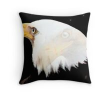 I Can Feel Your Presence Throw Pillow