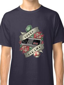 Gamer For Life Classic T-Shirt
