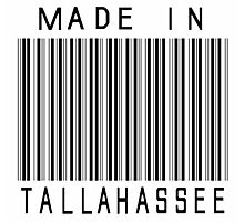 Made in Tallahassee Photographic Print