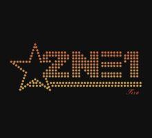 2ne1 Fire by astropopostar