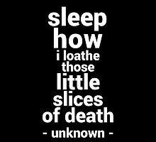 Sleep by The-Disorder