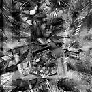 Black & White Brain Sphynix. by nawroski .