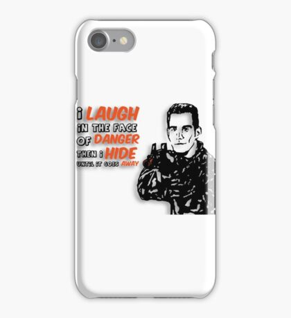 Xander the Brave iPhone Case/Skin