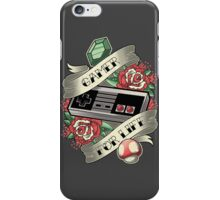 Gamer For Life iPhone Case/Skin